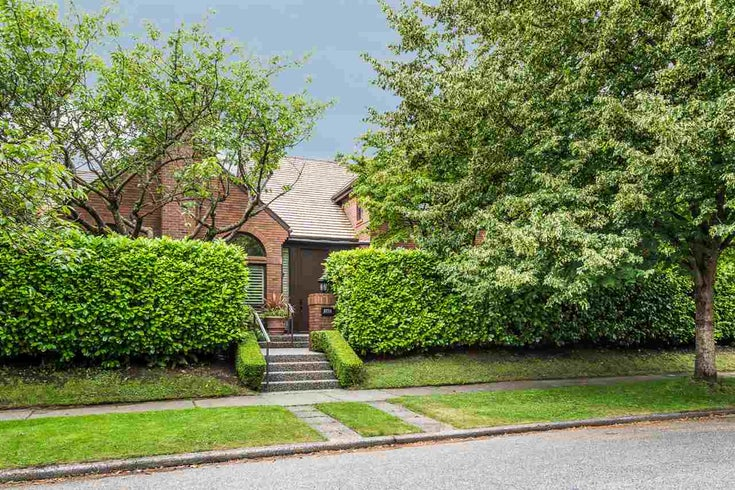 3711 ALEXANDRA STREET - Shaughnessy House/Single Family for sale, 5 Bedrooms (R2440217)