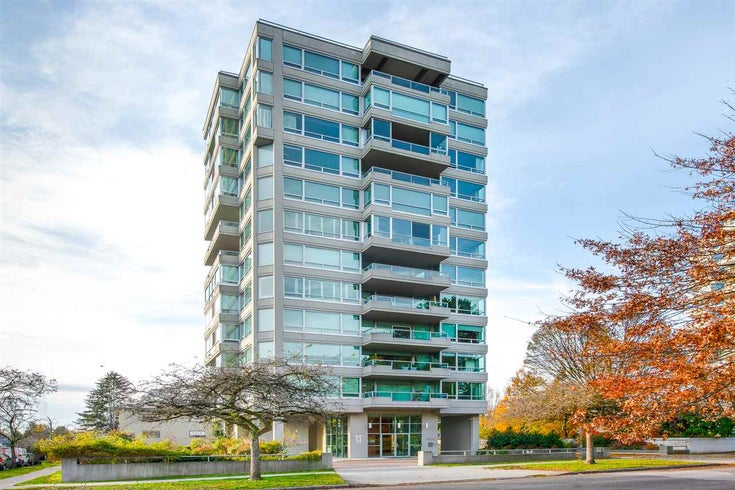 9 5885 YEW STREET - Kerrisdale Apartment/Condo for sale, 2 Bedrooms (R2453474)