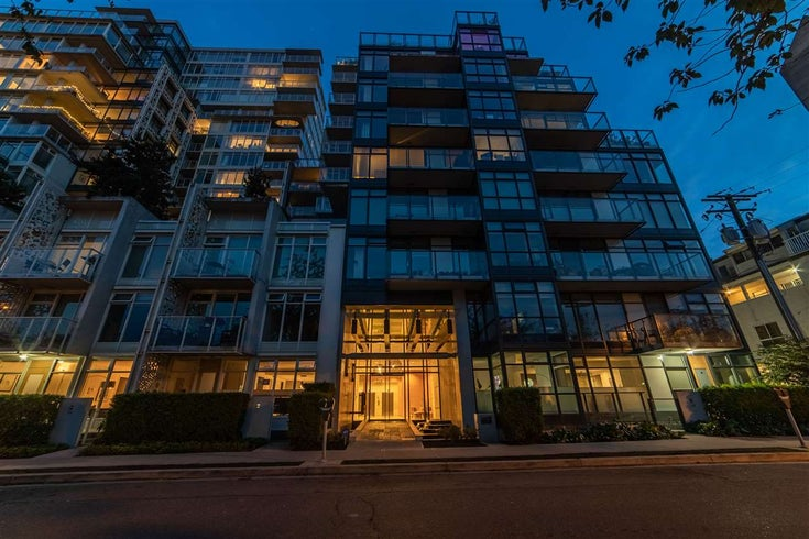 1401 728 W 8TH AVENUE - Fairview VW Apartment/Condo for sale, 2 Bedrooms (R2463442)