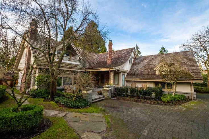 1323 THE CRESCENT STREET - Shaughnessy House/Single Family for sale, 3 Bedrooms (R2528461)