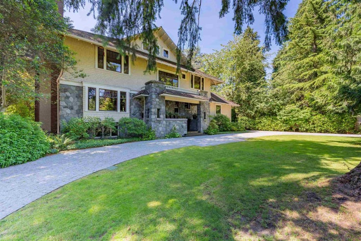3369 THE CRESCENT - Shaughnessy House/Single Family for sale, 6 Bedrooms (R2615659)