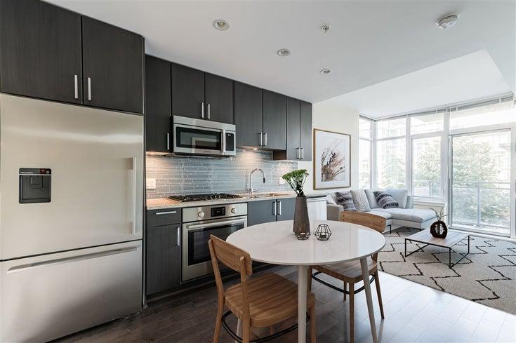 807 38 W 1ST AVENUE - False Creek Apartment/Condo for sale, 1 Bedroom (R2525858)