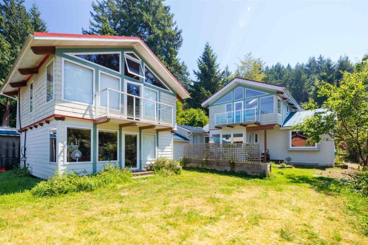 1540 WHITE SAILS DRIVE - Bowen Island House/Single Family for sale, 3 Bedrooms (R2613126)