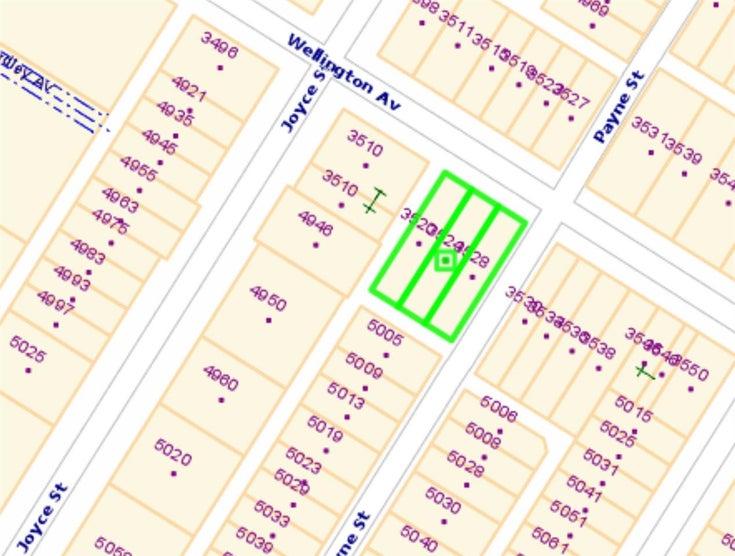 3520 WELLINGTON AVENUE - Collingwood VE for sale(R2545315)