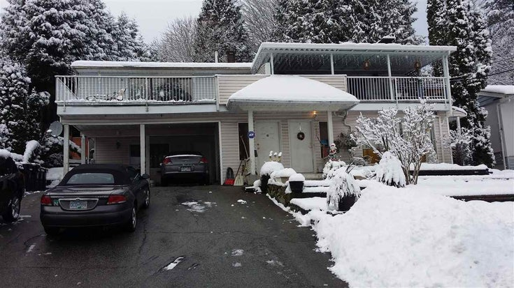 1434 Columbia Avenue, Port Coquitlam, BC - Mary Hill House/Single Family for sale, 8 Bedrooms (R2144072)