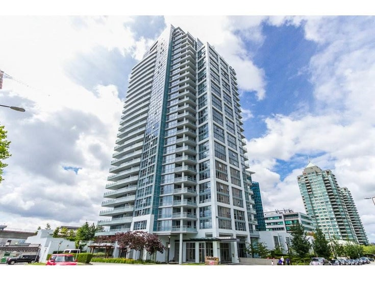 806 4400 Buchanan Street, Burnaby, BC - Brentwood Park Apartment/Condo for sale, 2 Bedrooms (R2127795)