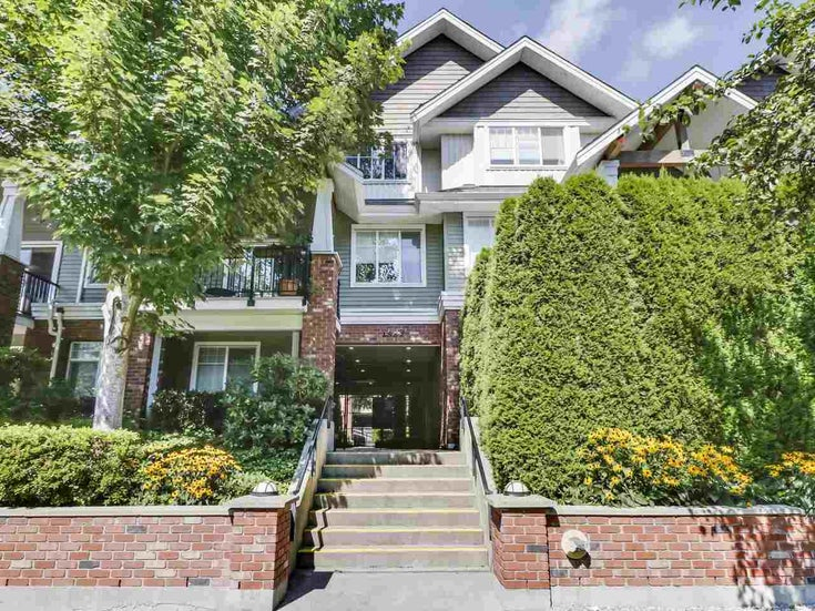 203 1567 GRANT AVENUE - Glenwood PQ Townhouse for sale, 3 Bedrooms (R2513303)