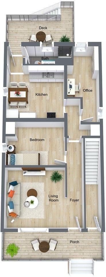 1024 E 20TH AVENUE - Fraser VE House/Single Family for sale, 5 Bedrooms (R2421596)