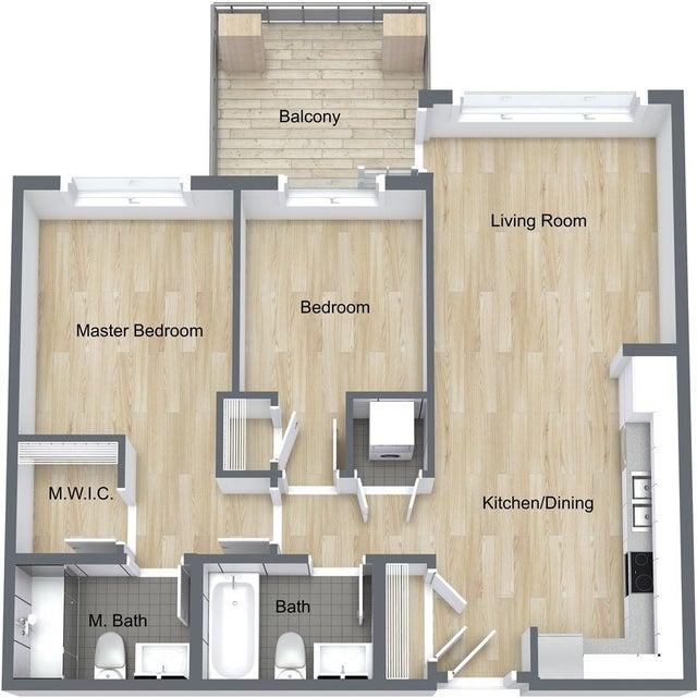 224 4690 HAWK LANE - Cliff Drive Apartment/Condo for sale, 2 Bedrooms (R2426273)