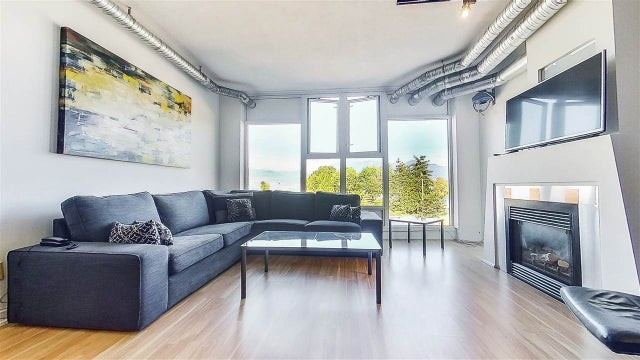 509 27 ALEXANDER STREET - Downtown VE Apartment/Condo for sale, 1 Bedroom (R2505039)