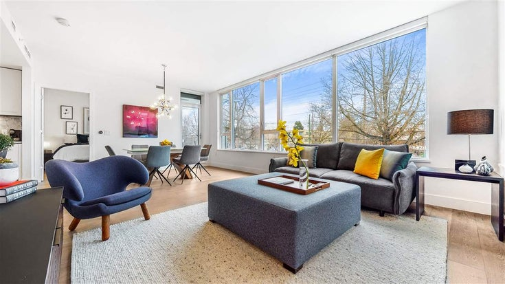 204 6333 WEST BOULEVARD BOULEVARD - Kerrisdale Apartment/Condo for sale, 2 Bedrooms (R2575295)
