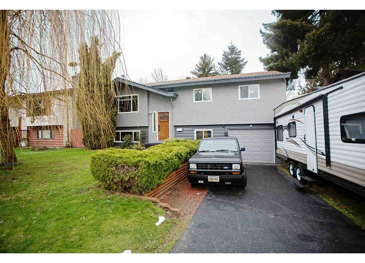 26523 32A AVENUE - Aldergrove Langley House/Single Family for sale, 4 Bedrooms (R2243112)