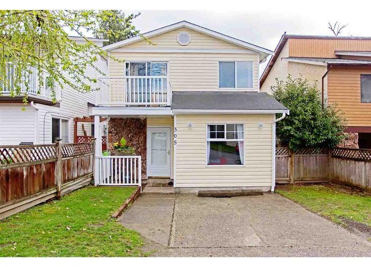 305 NICHOLAS CRESCENT - Aldergrove Langley House/Single Family for sale, 4 Bedrooms (R2256197)