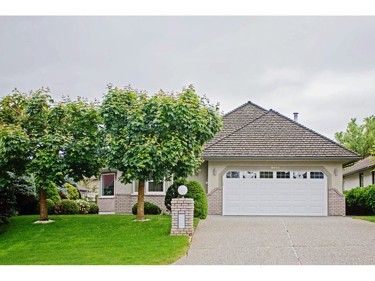 18920 59A AVENUE - Cloverdale BC House/Single Family for sale, 3 Bedrooms (R2270719)