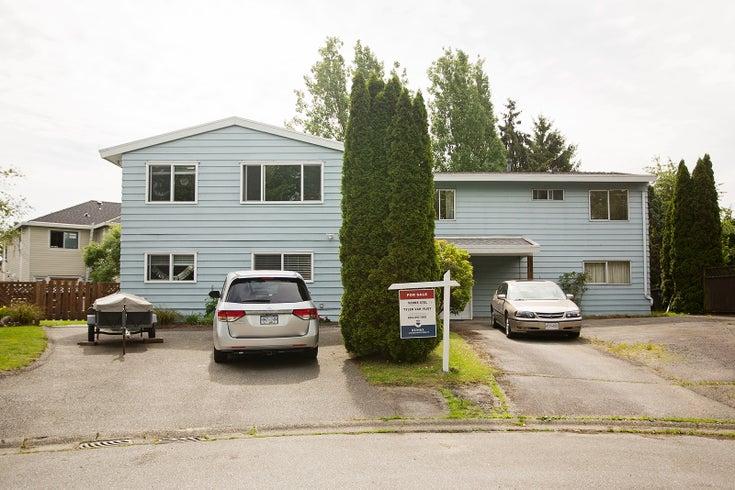 6312 SORREL PLACE - Cloverdale BC 1/2 Duplex for sale, 3 Bedrooms (R2466801)
