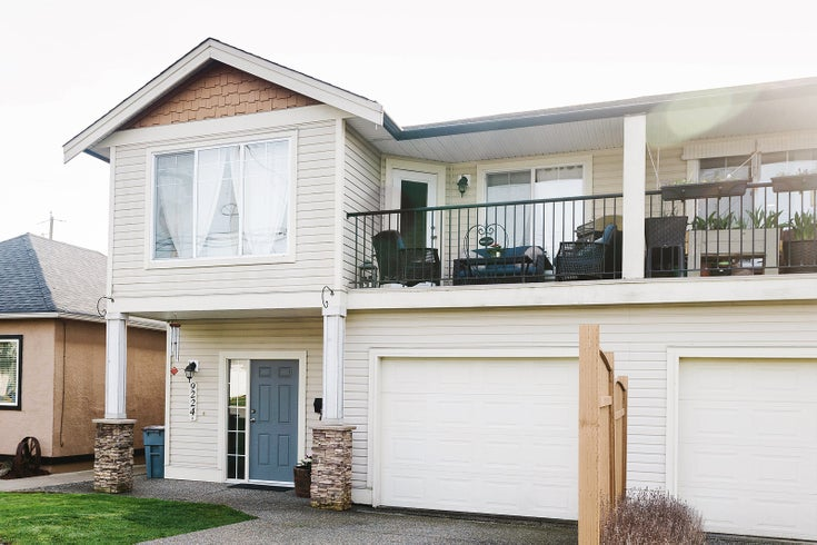 A 9224 HAZEL STREET - Chilliwack E Young-Yale 1/2 Duplex for sale, 5 Bedrooms (R2559289)
