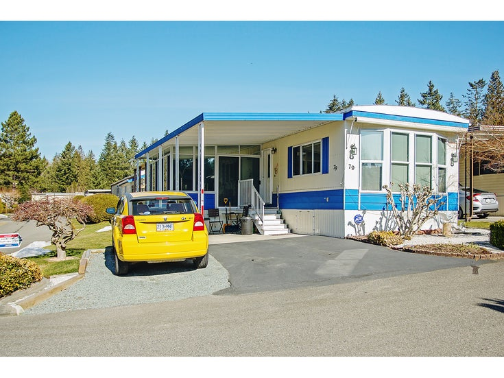 79 2315 198 STREET - Brookswood Langley Manufactured for sale, 2 Bedrooms (R2328684)