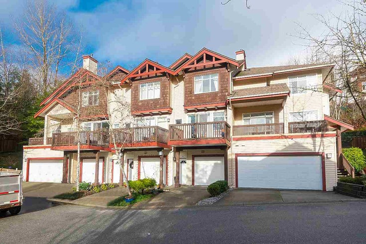 43 15 FOREST PARK WAY - Heritage Woods PM Townhouse for sale, 3 Bedrooms (R2526076)