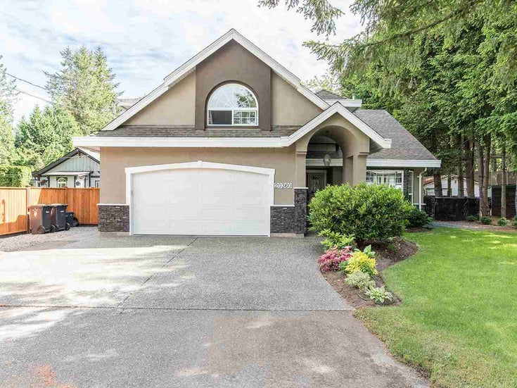 20360 42 AVENUE - Brookswood Langley House/Single Family for sale, 3 Bedrooms (R2587334)