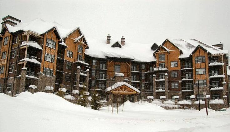 410 - 1545 KICKING HORSE TRAIL - Golden Apartment for sale, 3 Bedrooms (2456143)