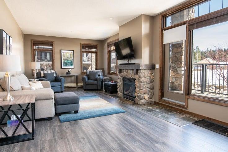 112 - 1549 KICKING HORSE TRAIL - Golden Apartment for sale, 2 Bedrooms (2457964)