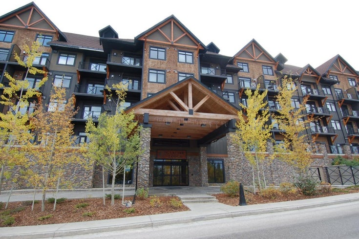 209 - 1549 KICKING HORSE TRAIL - Golden Apartment for sale, 1 Bedroom (2461207)