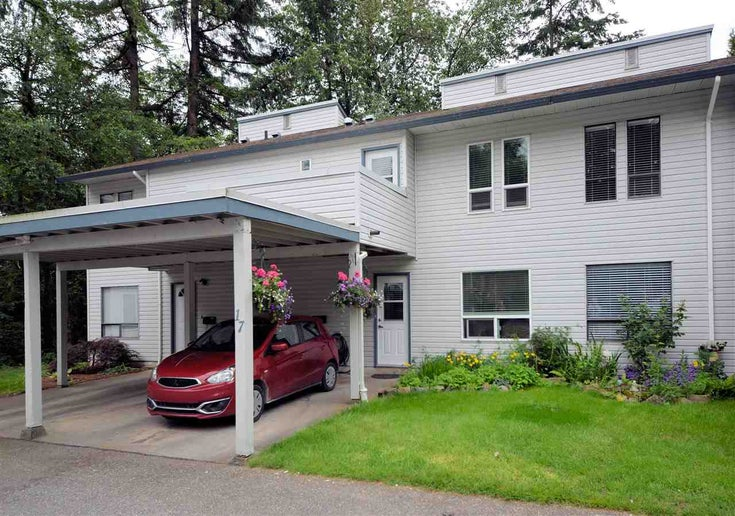 17 32310 MOUAT DRIVE - Abbotsford West Townhouse for sale, 3 Bedrooms (R2422424)