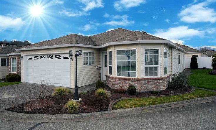 31 8500 YOUNG ROAD - Chilliwack W Young-Well House/Single Family for sale, 2 Bedrooms (R2433923)