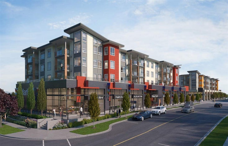 320 23233 GILLEY ROAD - Hamilton RI Apartment/Condo for sale, 2 Bedrooms (R2453785)