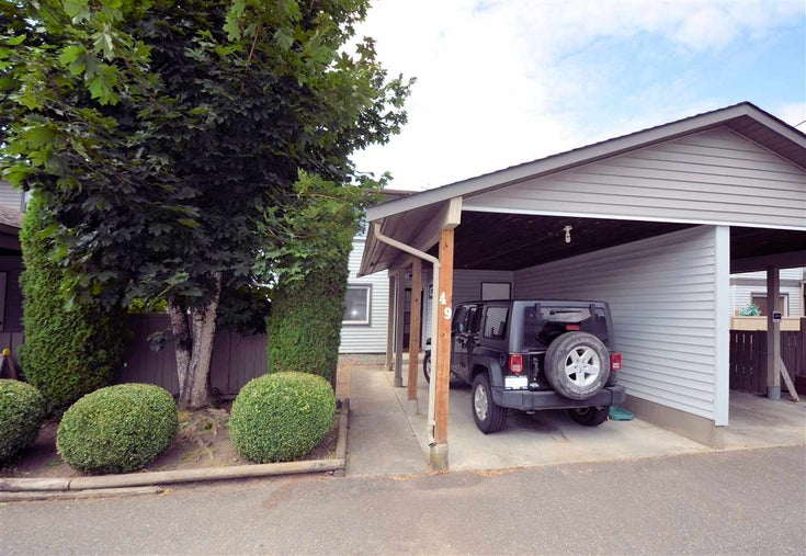 49 46689 FIRST AVENUE - Chilliwack E Young-Yale Townhouse for sale, 3 Bedrooms (R2482847)