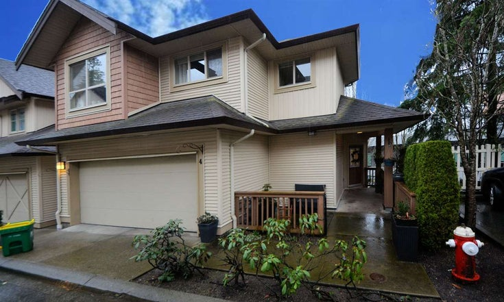 4 20350 68 AVENUE - Willoughby Heights Townhouse for sale, 3 Bedrooms (R2535438)