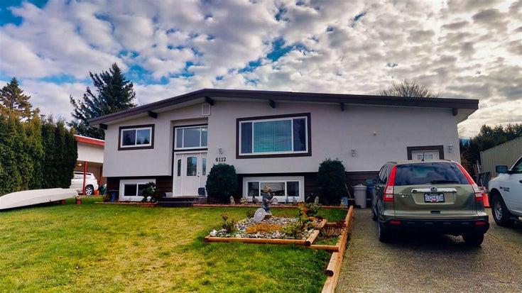 6112 GLENROY DRIVE - Sardis West Vedder Rd House/Single Family for sale, 5 Bedrooms (R2536693)