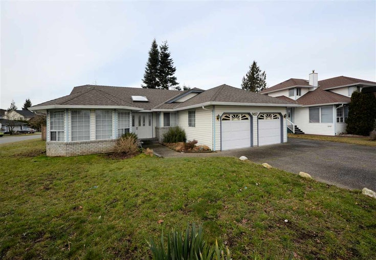 3457 TRETHEWEY STREET - Abbotsford West House/Single Family for sale, 3 Bedrooms (R2544320)