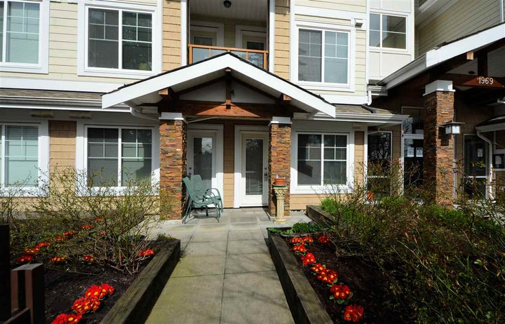 112 1969 WESTMINSTER AVENUE - Glenwood PQ Apartment/Condo for sale, 1 Bedroom (R2553389)