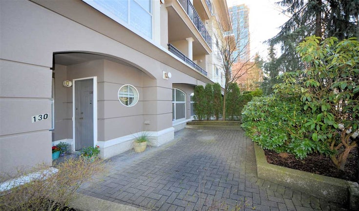 130 1185 PACIFIC STREET - North Coquitlam Apartment/Condo for sale, 1 Bedroom (R2565140)