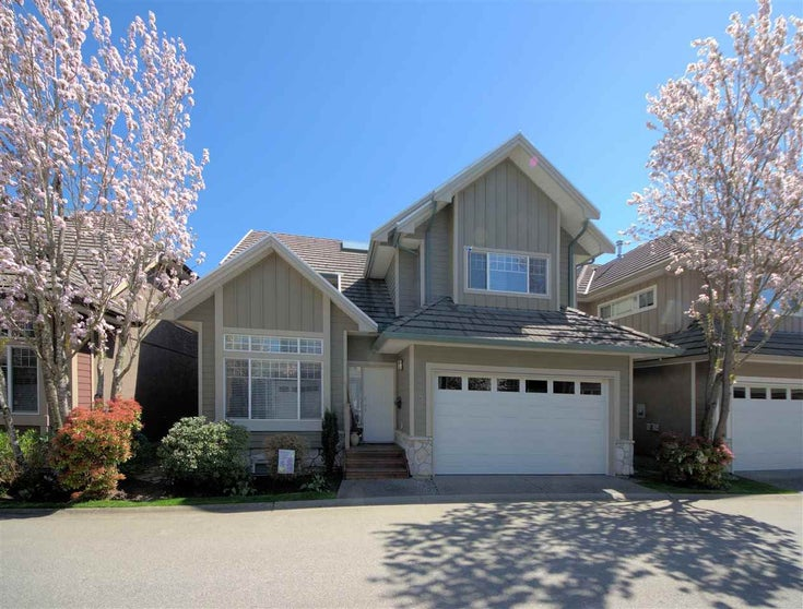 28 3363 ROSEMARY HEIGHTS CRESCENT - Morgan Creek Townhouse for sale, 4 Bedrooms (R2568501)