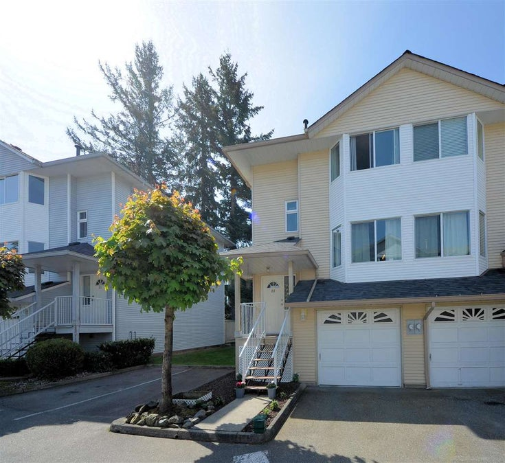 22 3087 IMMEL STREET - Central Abbotsford Townhouse for sale, 4 Bedrooms (R2579203)