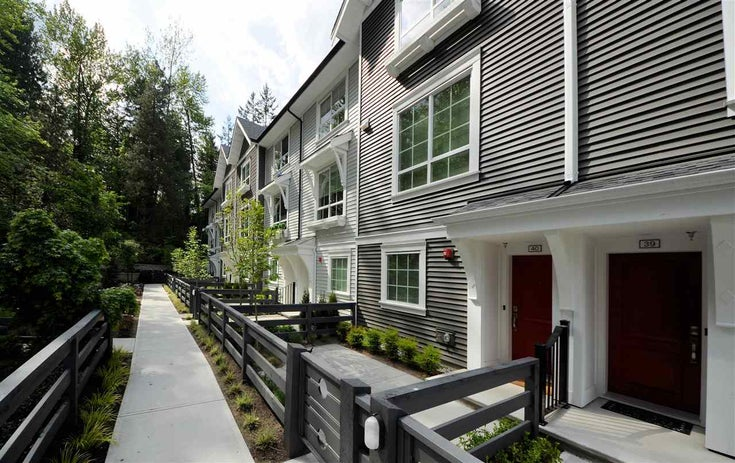 40 19696 HAMMOND ROAD - South Meadows Townhouse for sale, 3 Bedrooms (R2579354)