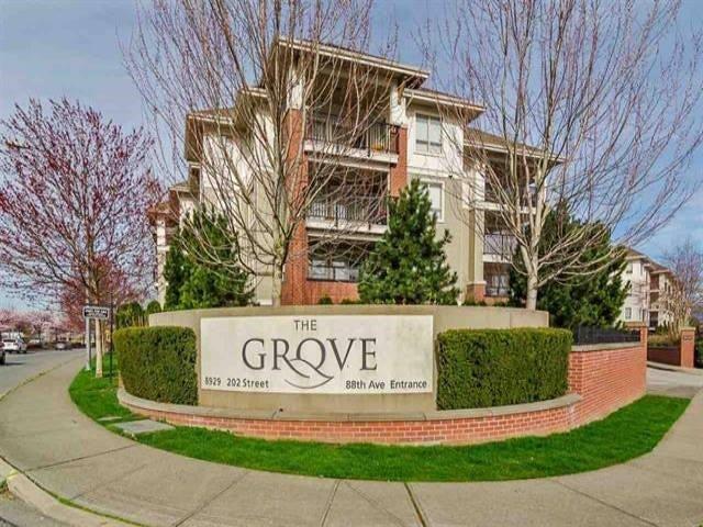 A318 8929 202 STREET - Walnut Grove Apartment/Condo for sale, 1 Bedroom (R2588119)