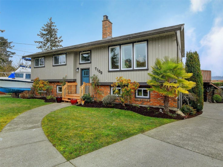 7109 East Saanich Rd - CS Saanichton Single Family Detached for sale, 3 Bedrooms (865789)