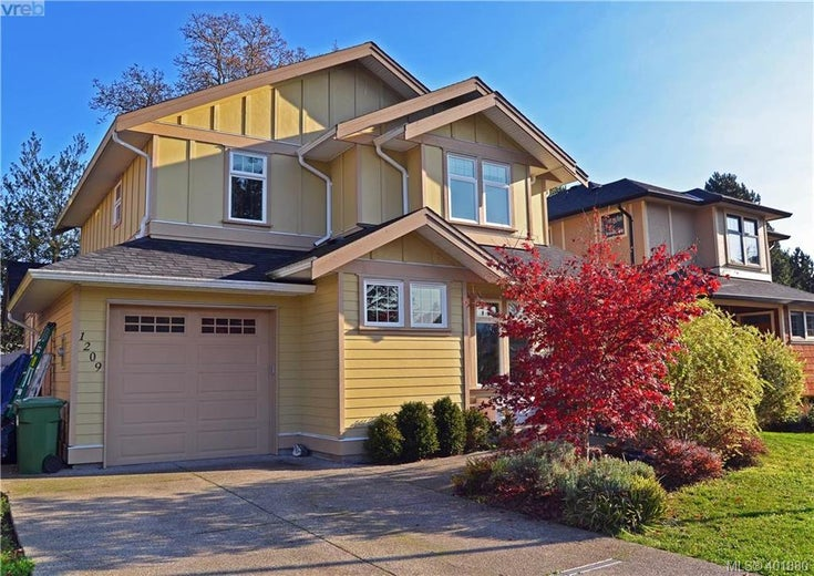 1209 Lucille Dr - CS Brentwood Bay Single Family Detached for sale, 3 Bedrooms (401880)