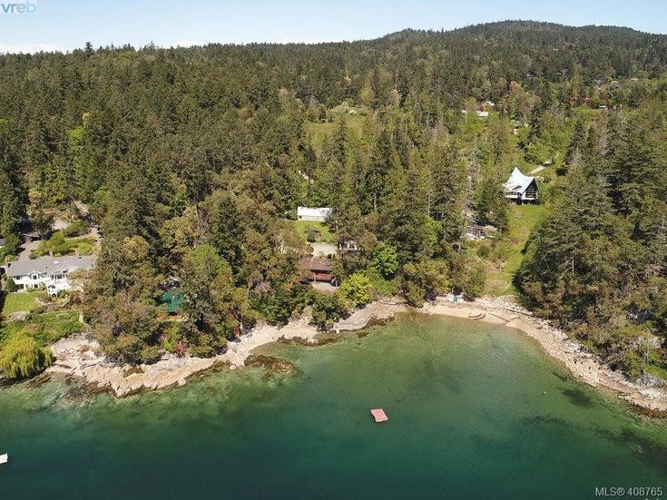 675 Senanus Dr - CS Brentwood Bay Single Family Detached for sale, 6 Bedrooms (408765)