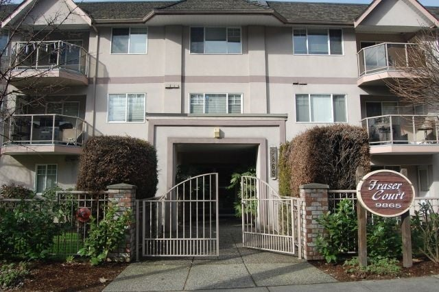 201 9865 140 STREET - Whalley Apartment/Condo for sale, 2 Bedrooms (R2244594)