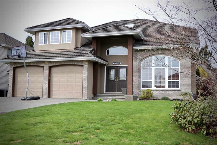 18553 63A AVENUE - Cloverdale BC House/Single Family for sale, 3 Bedrooms (R2256016)