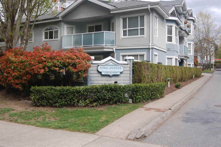 403 13955 LAUREL DRIVE - Whalley Apartment/Condo for sale, 2 Bedrooms (R2266300)