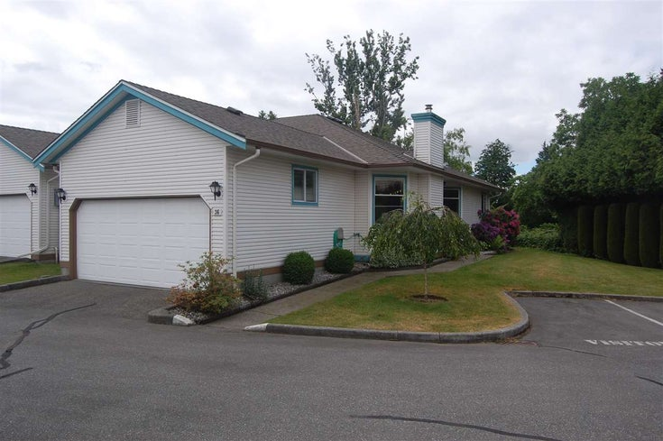 36 27435 29A AVENUE - Aldergrove Langley Townhouse for sale, 2 Bedrooms (R2275492)