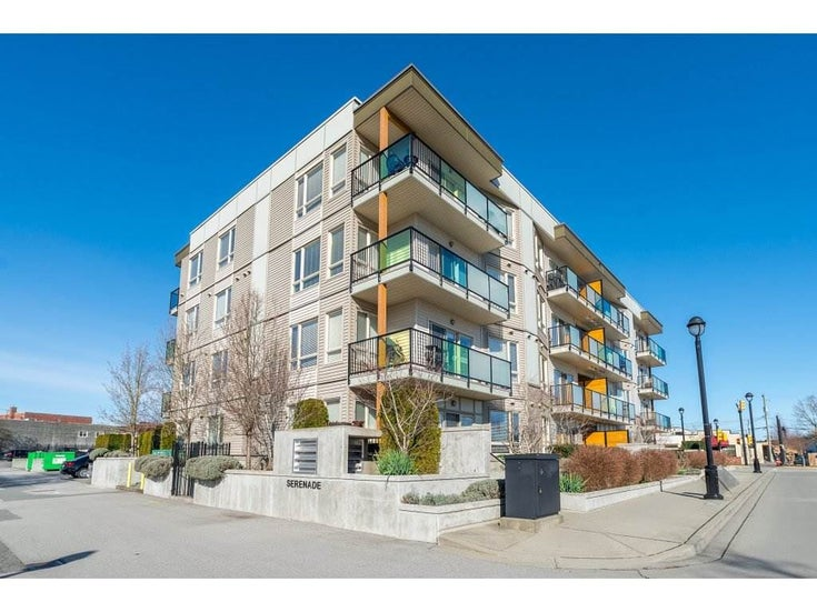314 20460 DOUGLAS CRESCENT - Langley City Apartment/Condo for sale, 1 Bedroom (R2279420)