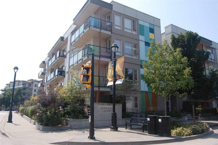 107 20460 DOUGLAS CRESCENT - Langley City Apartment/Condo for sale, 1 Bedroom (R2289009)