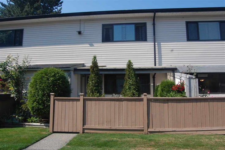 59 5211 204 STREET - Langley City Townhouse for sale, 3 Bedrooms (R2304328)