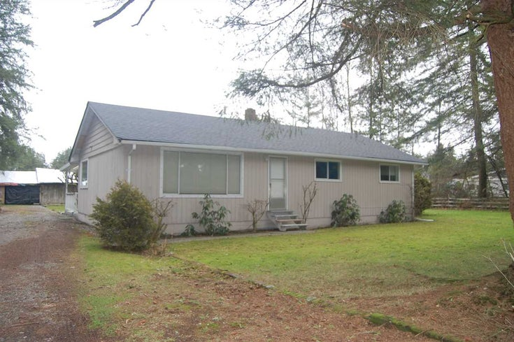 24907 52 AVENUE - Salmon River House with Acreage for sale, 3 Bedrooms (R2329509)